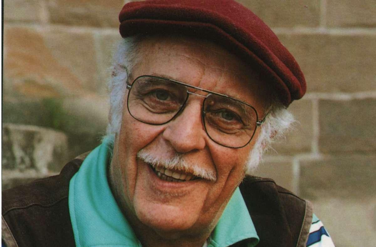 So kannten und liebten seine Fans ihn: Hans-Dieter Reichert, einer der bekanntesten SDR-Köpfe vor über 20 Jahren, Foto: SWR