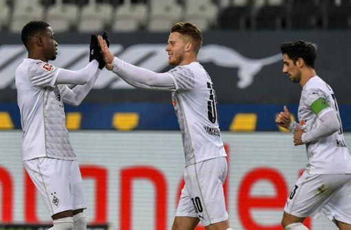 Borussia Mönchengladbach siegt furios gegen den Angstgegner