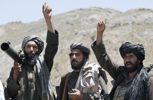 Taliban lassen junges Paar auspeitschen