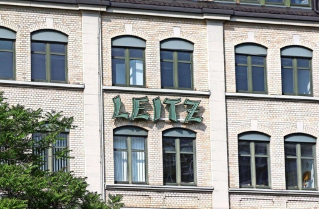 Auf dem Leitz-Areal sollen vorübergehend bis zu 270 Kinder und Jugendliche in Obhut genommen werden. Foto: Archiv factum Weise