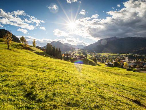 Für viele die schönste Jahreszeit: goldene Blätter, würzige Bergluft, stille Augenblicke