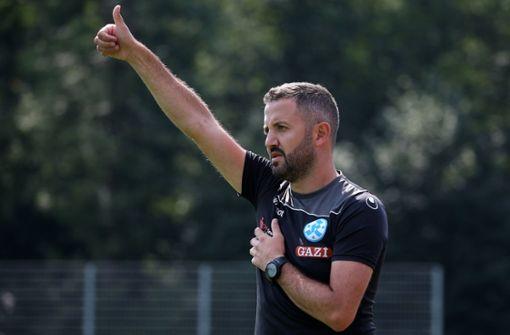 So tickt der neue Kickers-Trainer Mustafa Ünal