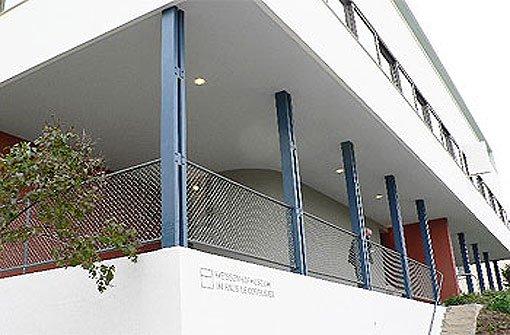 Le Corbusier in der Weißenhofsiedlung