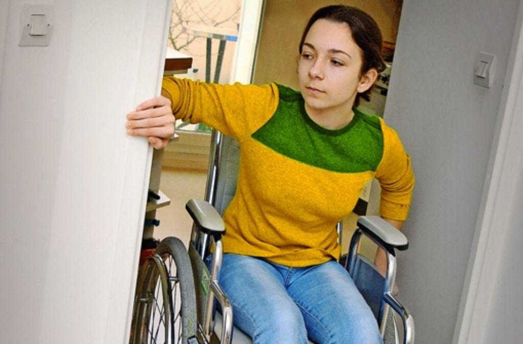 Nur ganz wenige Wohnungen sind behindertengerecht. Foto: A. Sante