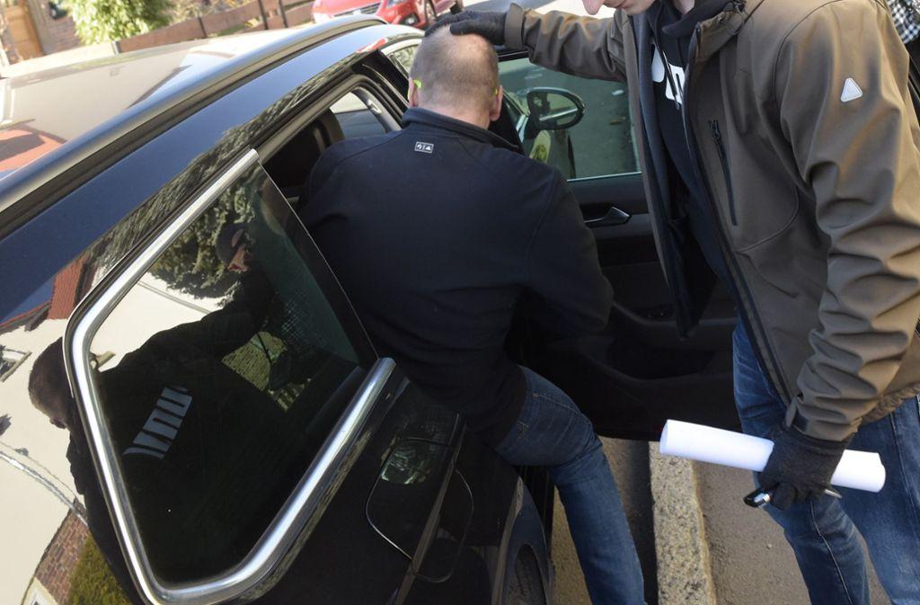Der Erfurter Sportmediziner muss in Haft bleiben. Foto: AP