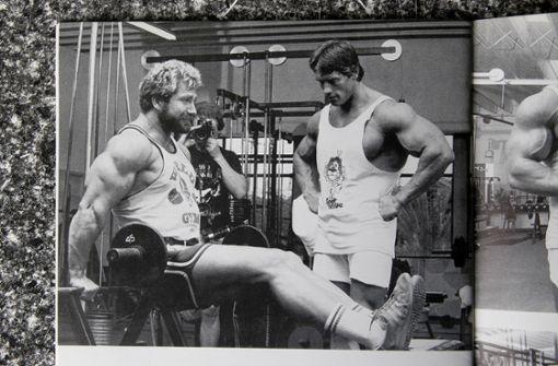 Arnold Schwarzenegger trauert um seinen schwäbischen Freund