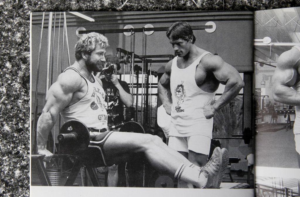 Arnold Schwarzenegger äußert sich auf Twitter zum Tod von Jusup Wilkosz. Foto: factum//Simon Granville
