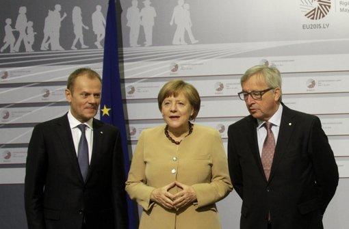 EU-Staaten enttäuschen Erwartungen