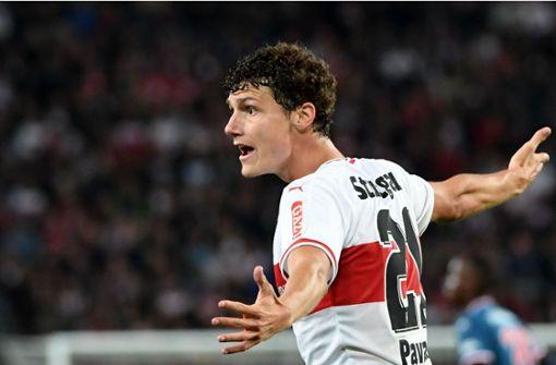 Benjamin Pavard schmeichelt das Interesse des FC Bayern
