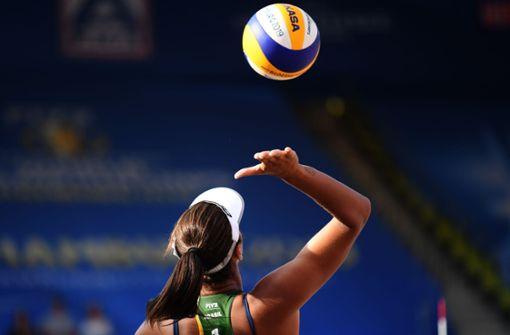 Das sind die schönsten Bilder der Beachvolleyball-WM