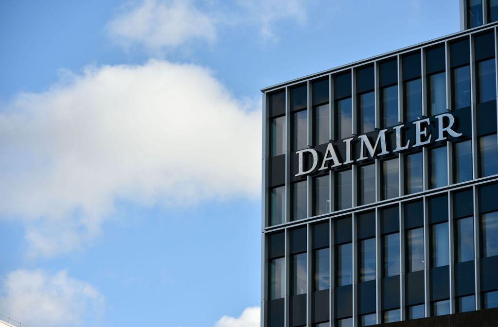 Bei Daimler wird die Produktion wieder hochgefahren. Foto: Leif Piechowski/Lichtgut
