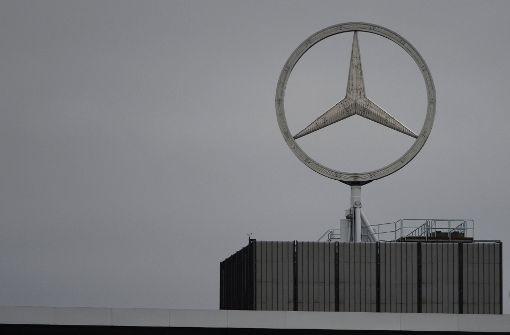 Im Visier der Staatsanwaltschaft: Die Behörde ermittelt gegen Daimler-Mitarbieter. Foto: dpa