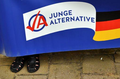 """Mitglieder von AfD-Nachwuchsorganisation nennen sich """"Höckejugend"""""""