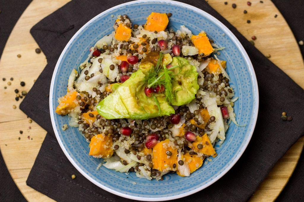 Zum 41. Mal wird am 1. Oktober Welt-Vegetarier-Tag gefeiert.  Foto: Pixabay