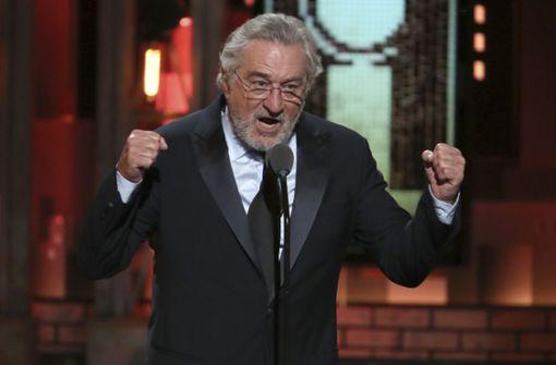 Robert De Niro kritisiert Trump und wird zensiert