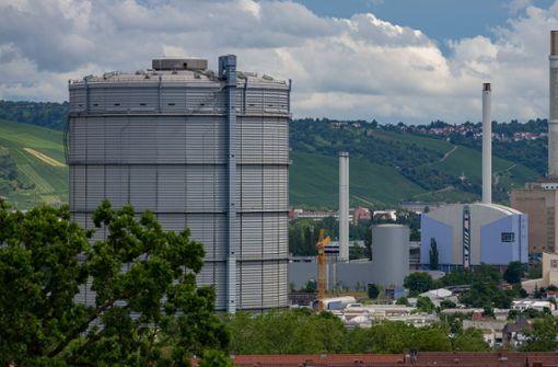 Wird aus dem Stuttgarter Gaskessel ein Solarturm?
