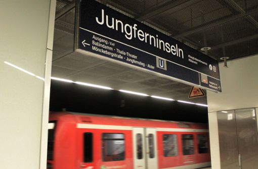 Deutsche Bahn holt Jungferninseln nach Hamburg