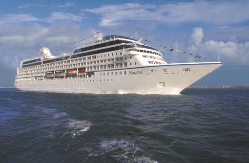 Kreuzfahrturlaub mit der Nautica