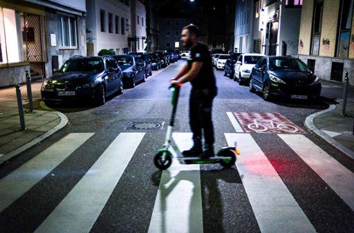 Der Markt für E-Scooter-Sharing wird immer größer