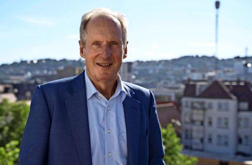Alt-OB Schuster leitet  Förderverein