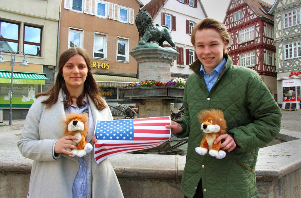 Als Botschafter in den USA: Elisabeth Jetter und Richard-Elsen Groeneveld. Foto: privat