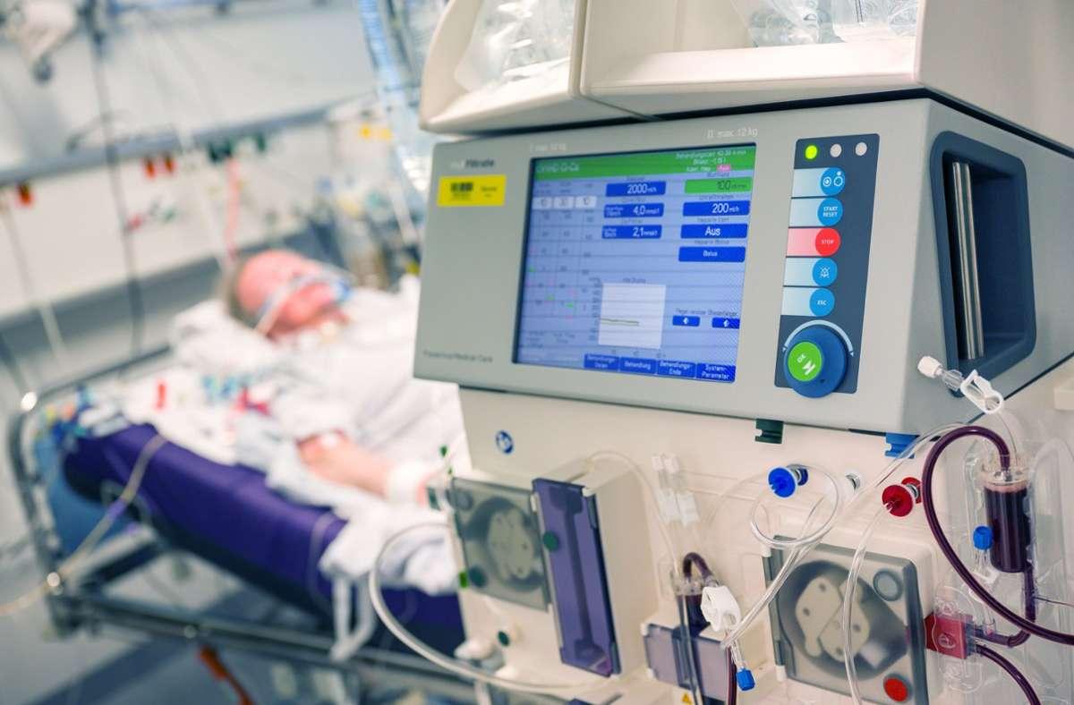 Der Entzündungshemmer Dexamethason könnte die Sterberate bei schweren Covid-19-Verläufen senken. Foto: dpa/Peter Kneffel
