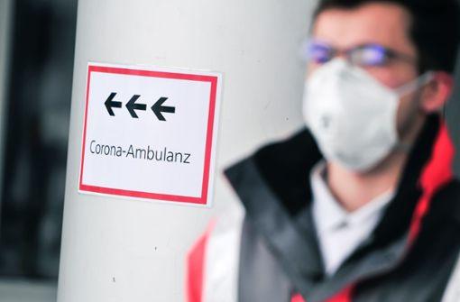 Fünf Infizierte im Kreis Esslingen