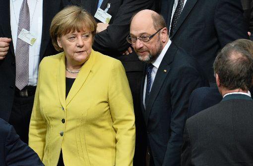 Kann Schulz die Dauerkanzlerin kippen?