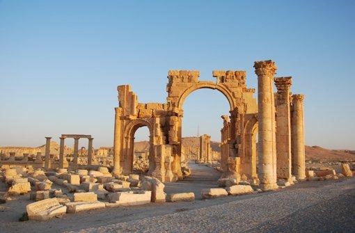 IS-Zerstörung von Kulturstätten barbarisch