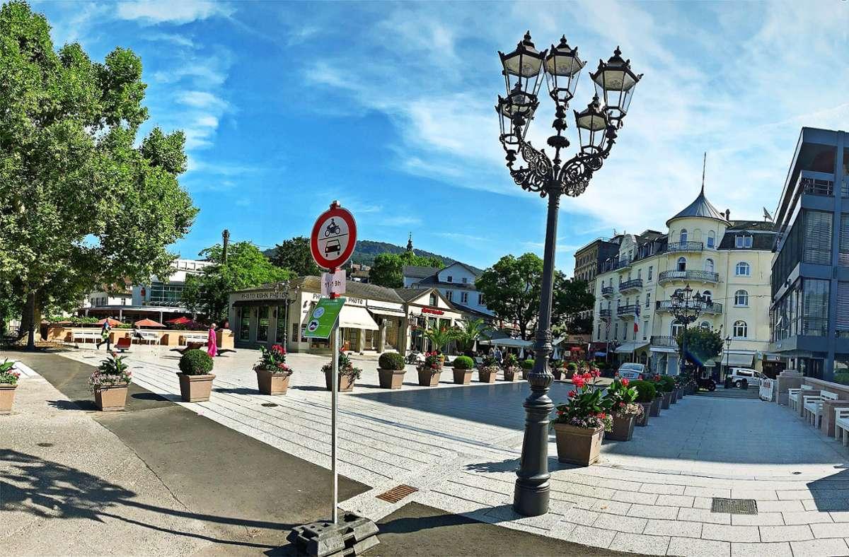 Die Fieserbrücke soll Fußgängerzone sein, Autos werden verbannt. Foto: Bernd / Kappler