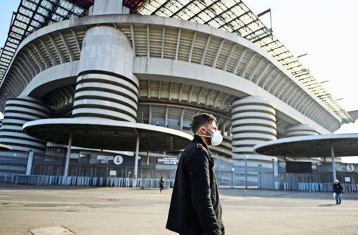 UEFA-Vizepräsident schließt Spielabsagen vorerst aus