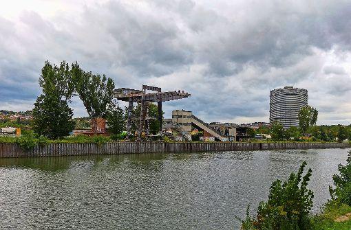 Die Stadt am Fluss braucht Anlegestellen