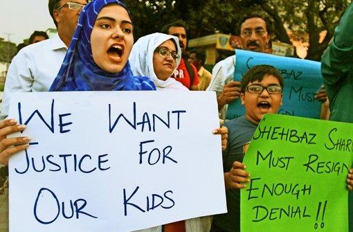 Missbrauchsskandal erschüttert Pakistan