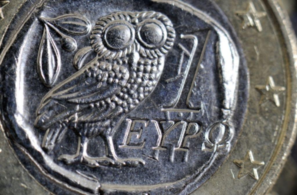 Selbst aus Athen kommen mittlerweile positive Nachrichten in der Eurokrise. Foto: dpa