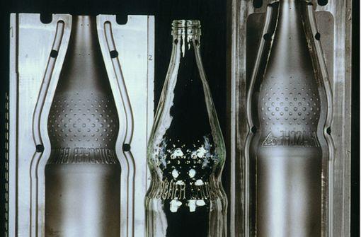 Das sind schöne  Flaschen!
