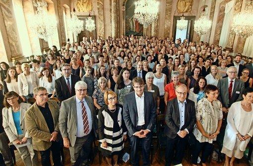 262 neue Lehrer sind zu wenig