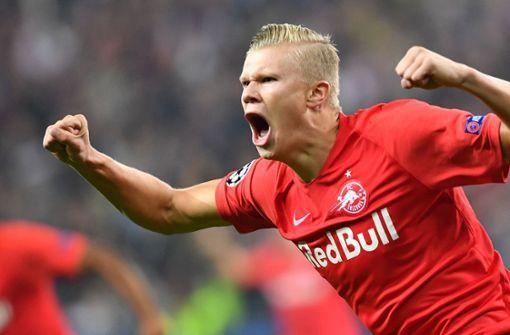 Borussia Dortmund verpflichtet Salzburger Sturm-Juwel