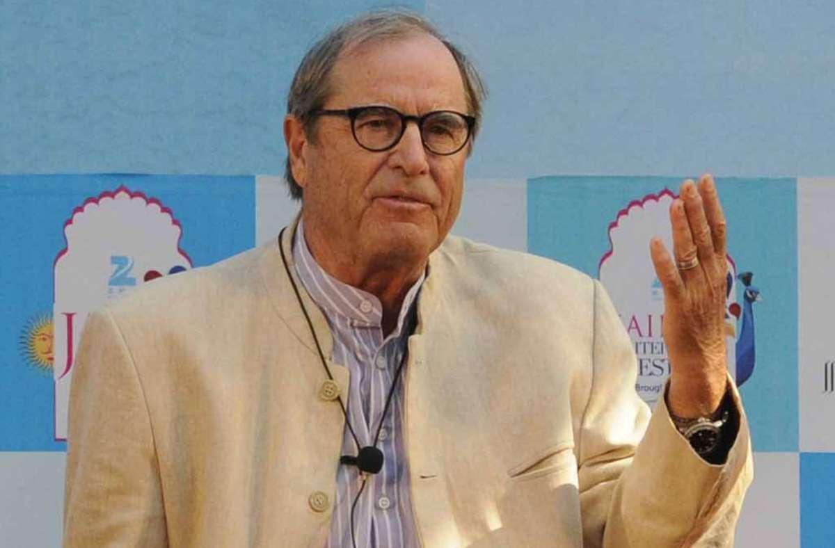 Paul Theroux hat fast die ganze Welt bereist – und darüber geschrieben. Foto: imago images/Hindustan Times
