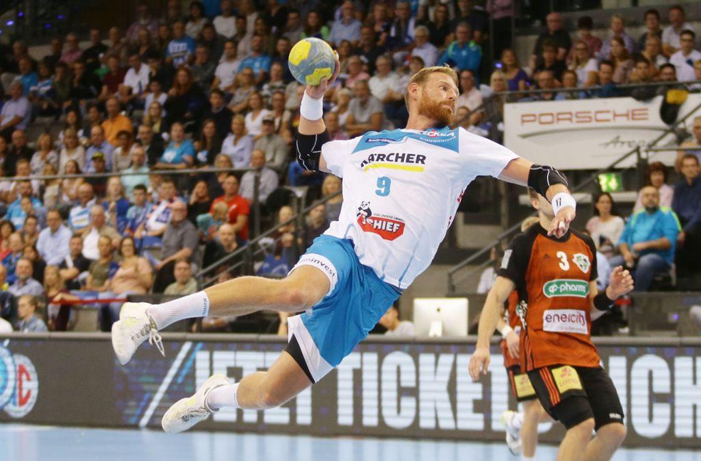 Manuel Späth wird in der kommenden Runde nicht mehr in Stuttgart spielen. Foto: Pressefoto Baumann/Hansjürgen Britsch