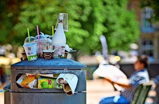 Dem Müll eine Abfuhr erteilen