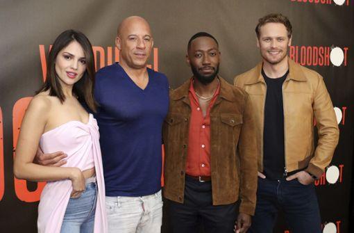 """Feierliche Hollywood-Premiere von """"Bloodshot"""""""