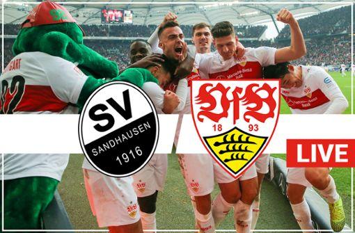 VfB Stuttgart rennt vergeblich an