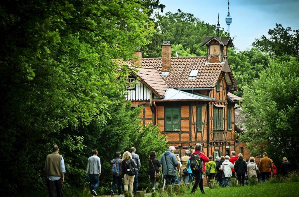 """Vergangenes Jahr haben mehrere Veranstaltungen im  Garnisons- schützenhaus stattgefunden, die allerdings laut Stadt eher """"internen"""" Charakter hatten. Foto: Lichtgut/Achim Zweygarth"""