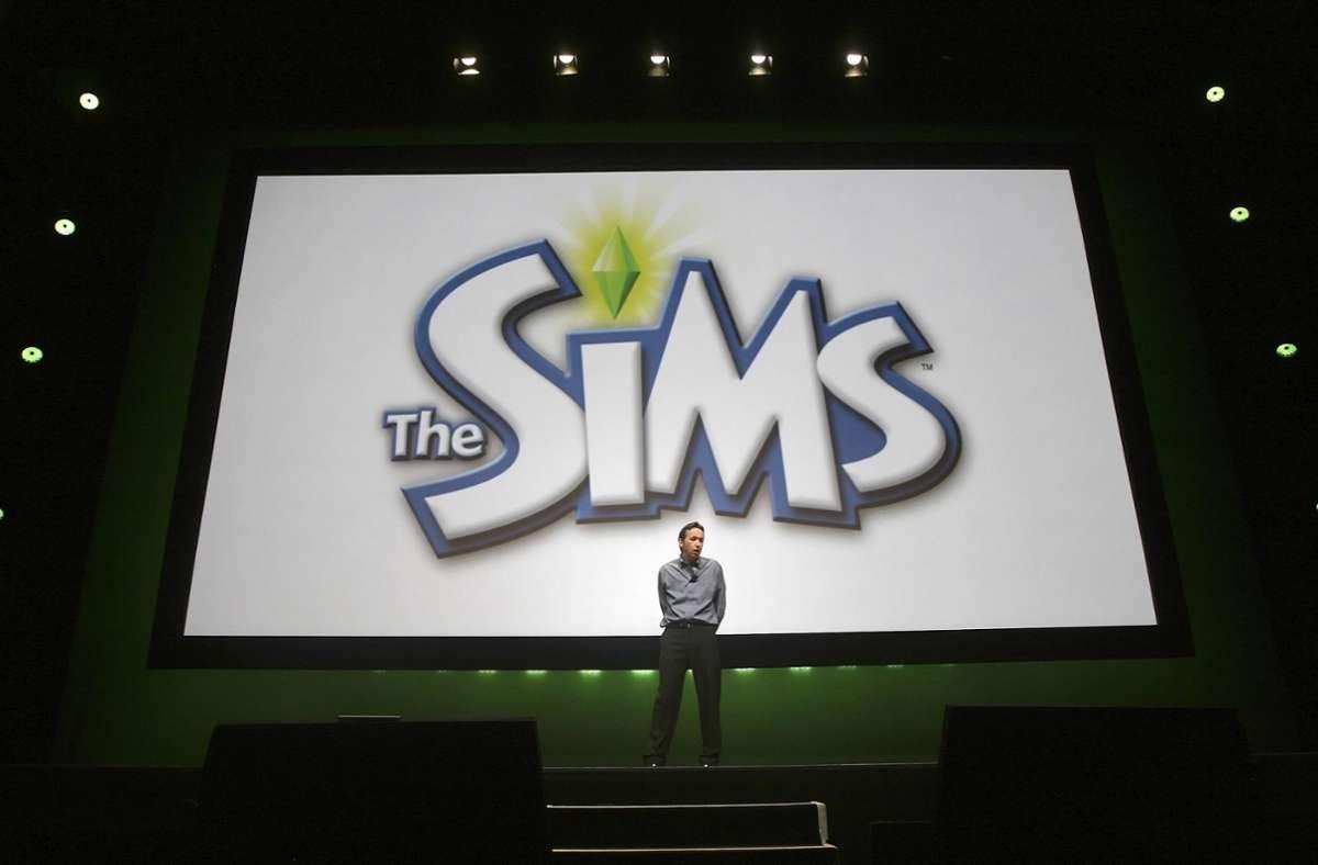 Die Sims reisen bald in den Weltraum. Foto: imago/ZUMA Press