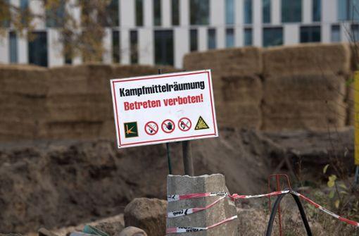 Fliegerbombe im Rems-Murr-Kreis gefunden