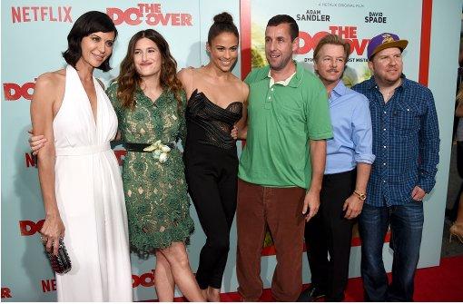David Spade spielt Versager in Netflix-Komödie