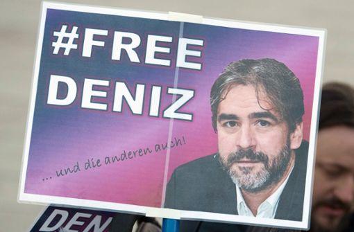 Deniz Yücel hofft auf Rückkehr in die Türkei