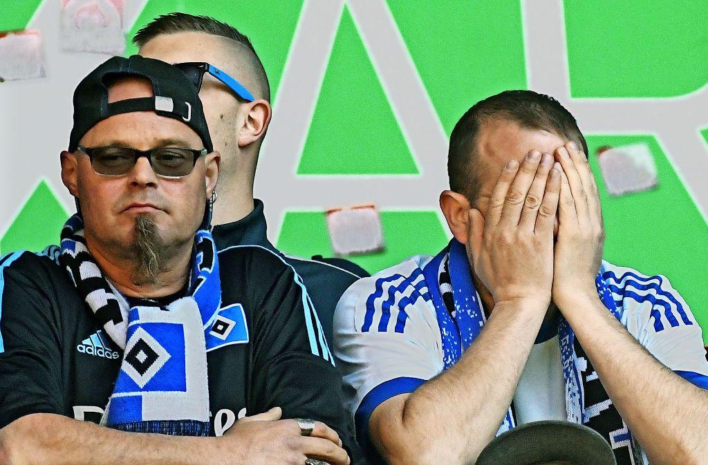 Immer mehr deutsche Fans verlieren die Lust am Profifußball. Foto: dpa
