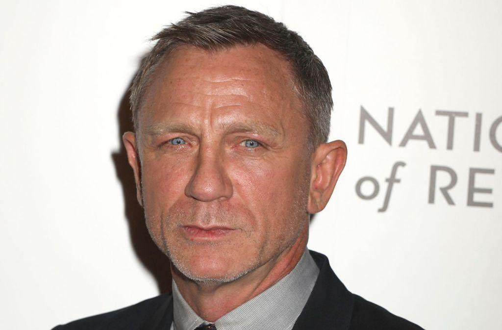 Daniel Craig äußerte sich in einer US-Comedyshow zu seinem fünften Bond-Abenteuer. Foto: dpa/Nancy Kaszerman