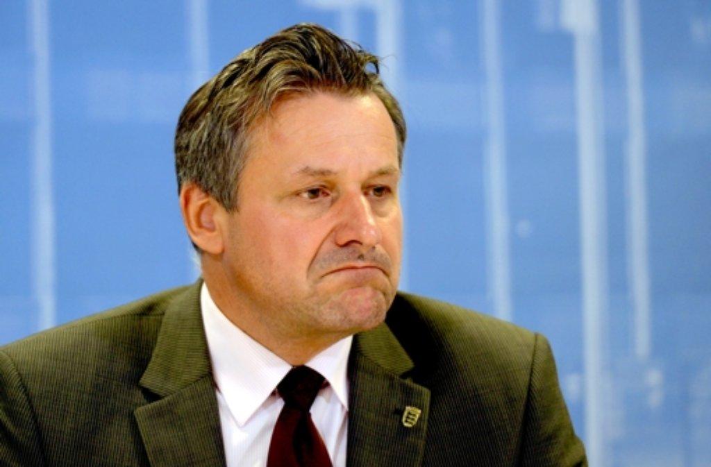 Die Partei rechnet auch mit der Bewerbung des Landtagsfraktionschef Hans-Ulrich Rülke. Foto: dpa